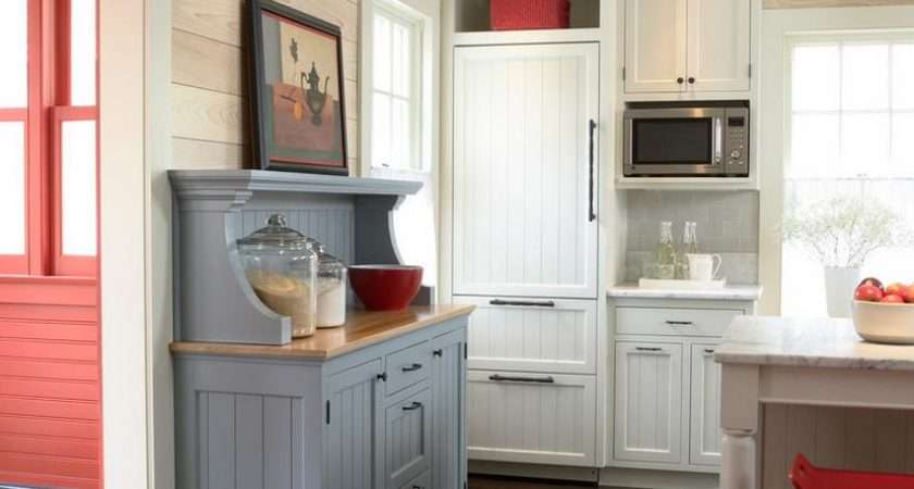 Delorme Designs Red White Blue Kitchen Not