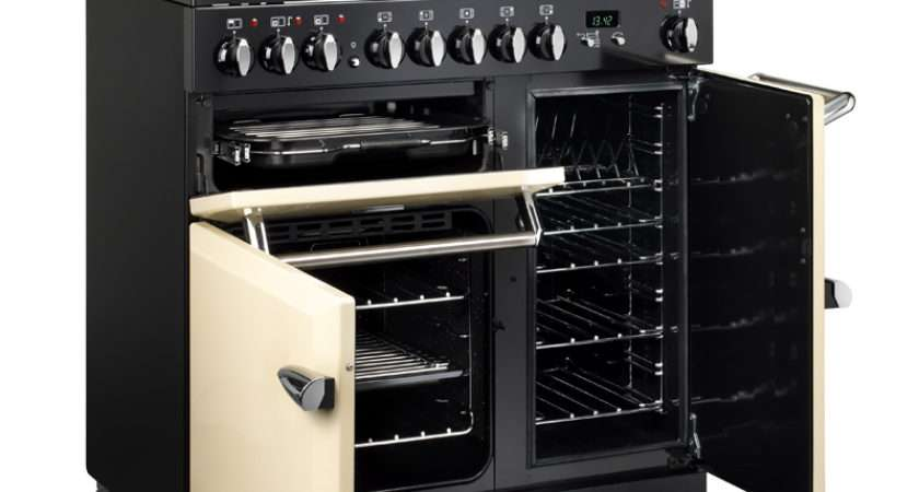 Deluxe Ssu Induction Range Cooker Pewter