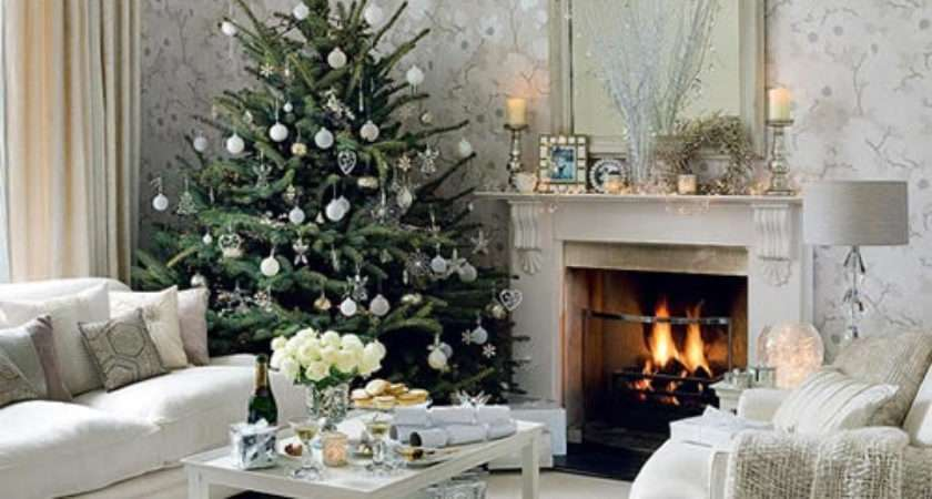 Design Classic Interior Christmas Decorations