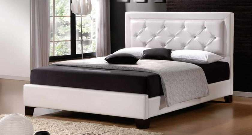 Design Ideas Metal Bed Frame Queen Beds Bedrooms