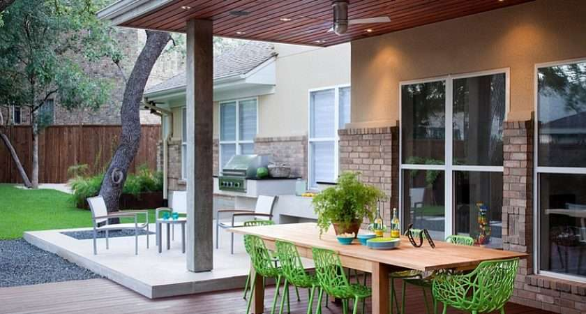 Design Perfect Outdoor Dining Space