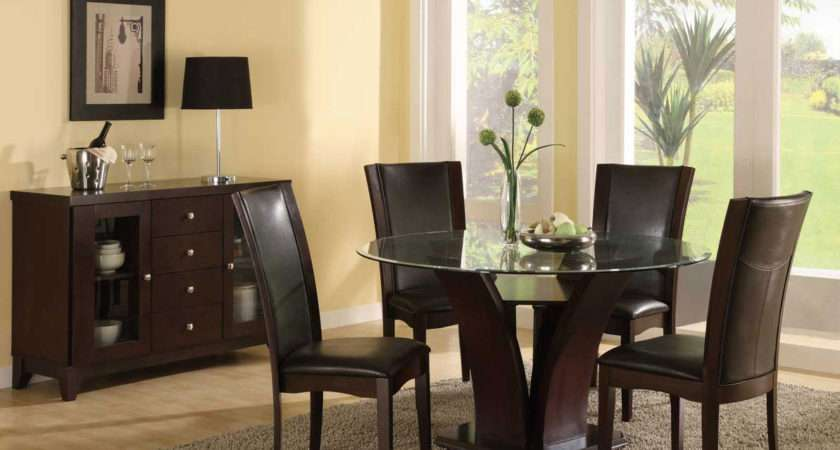 Design Round Table Dining Room Regarding Your Own