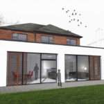 Design Storey Side Extension Single Rear