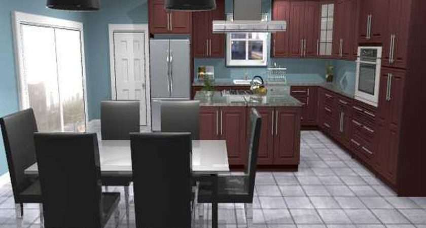 Design Your Own Virtual Room Dining Table Build