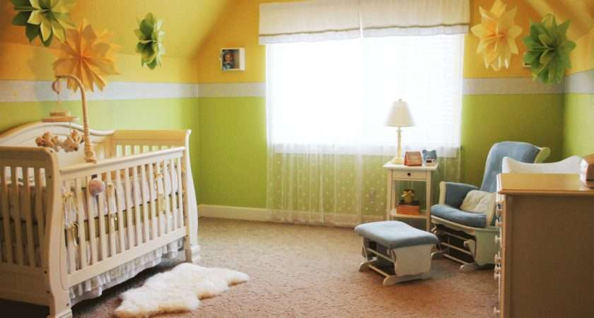 Designing Baby Room Consider Following Points
