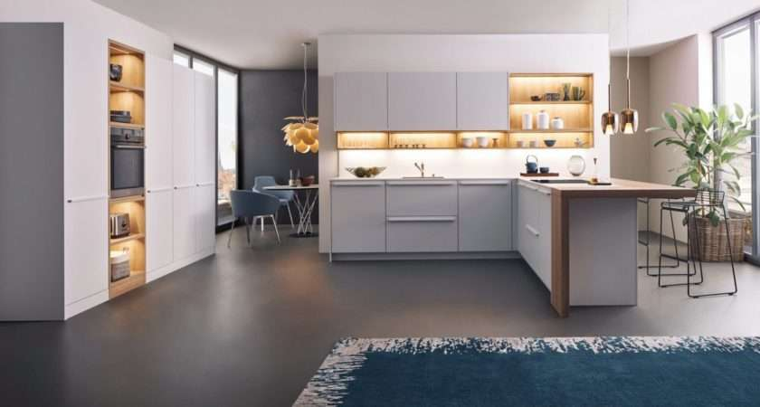 Designing Modern Kitchen Interior Decorating