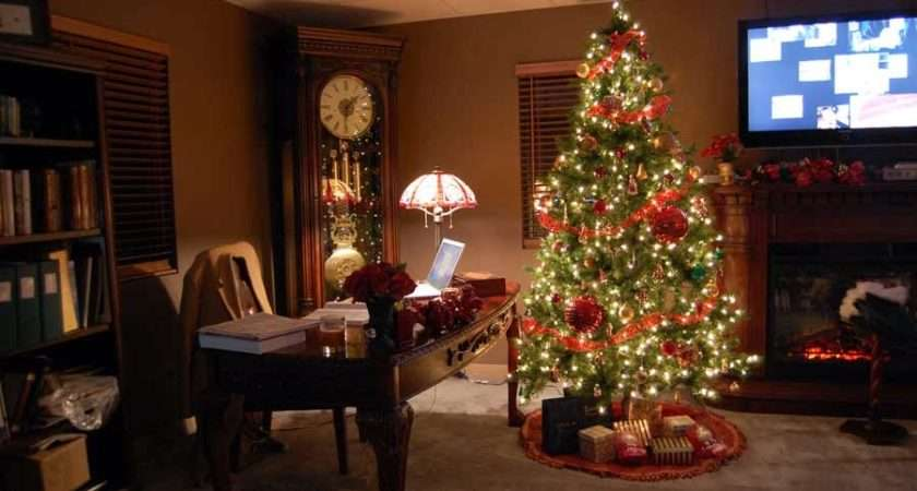 Designs Colors Ideas Cheerfull Christmas Home Decorating
