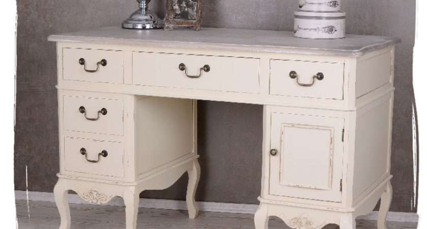 Desk Country Style Kids Work Wooden Make Table White