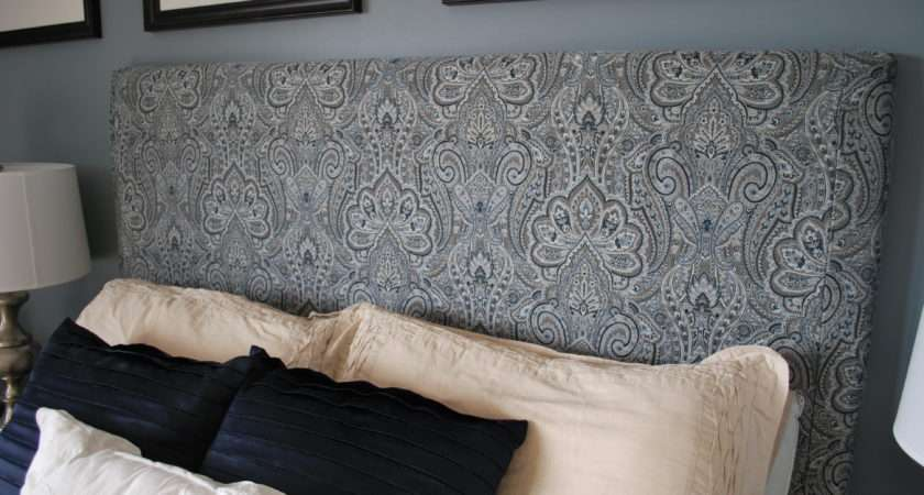 Detail Definition Make Your Own Headboard Ideas