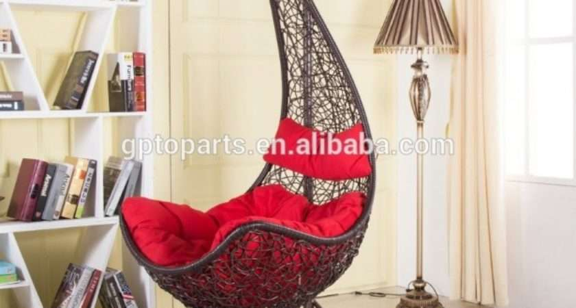 Detail Wall Designs Teenage Bedrooms Hanging Chairs