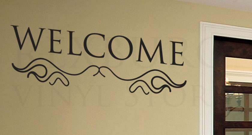 Details Wall Art Decal Sticker Quote Vinyl Lettering Removable