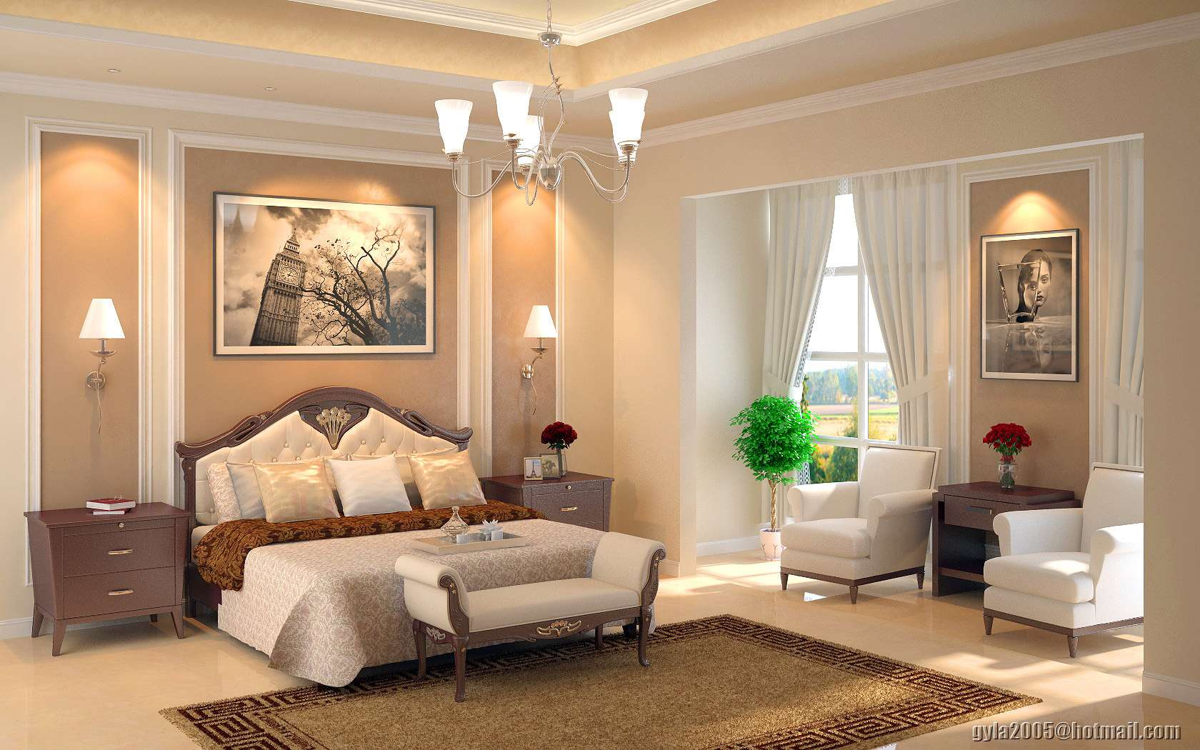 Deviantart Master Bedroom Interior Design Ideas