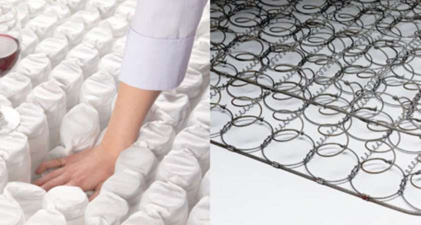 Difference Between Innerspring Mattress Pocket Coil