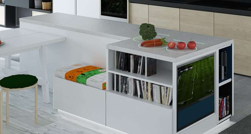 Digital Kitchen Worktops Years Ikea Thinks All Homes