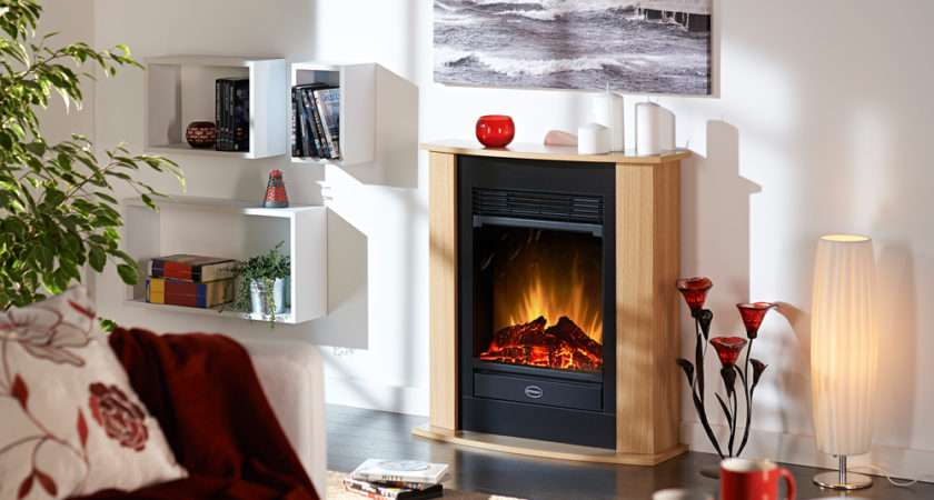 Dimplex Figaro Electric Fireplace Suite Products