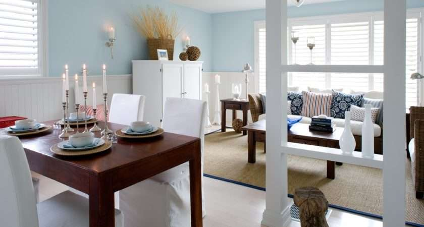 Dining Room Before After New England Style