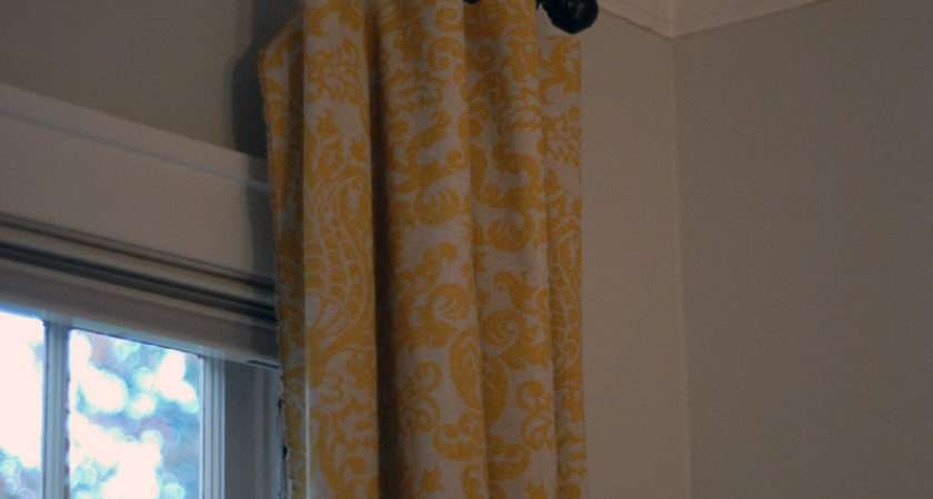 Dining Room Curtains Restored Style