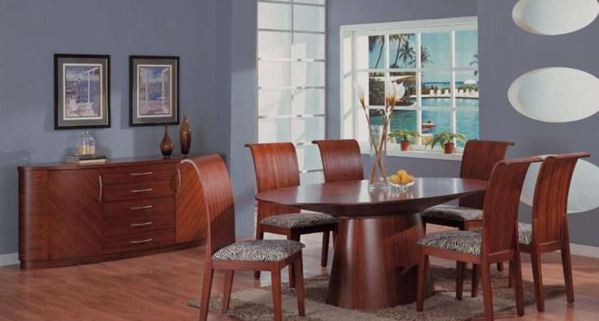 Dining Room Interior Design Houses