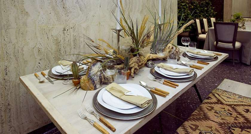 Dining Table Centerpiece Decorations