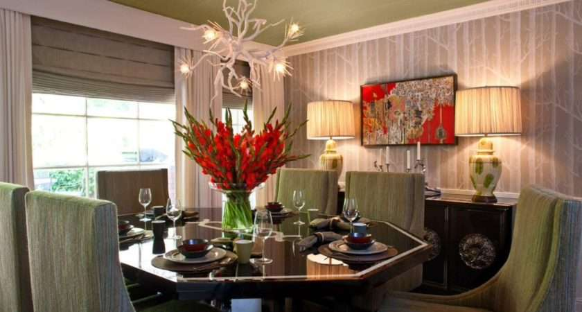 Dining Table Centerpiece Ideas Room Decor