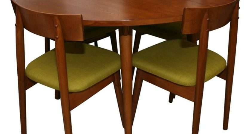 Dining Table Chairs Conant Ball Russell