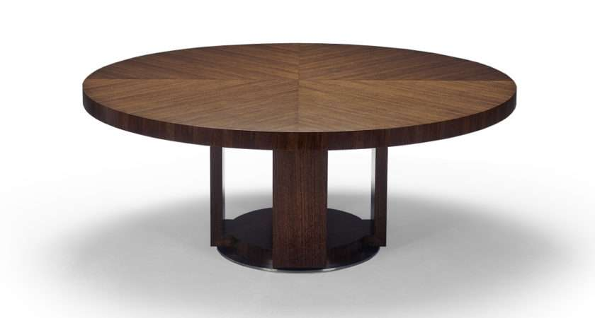 Dining Table Round Blog