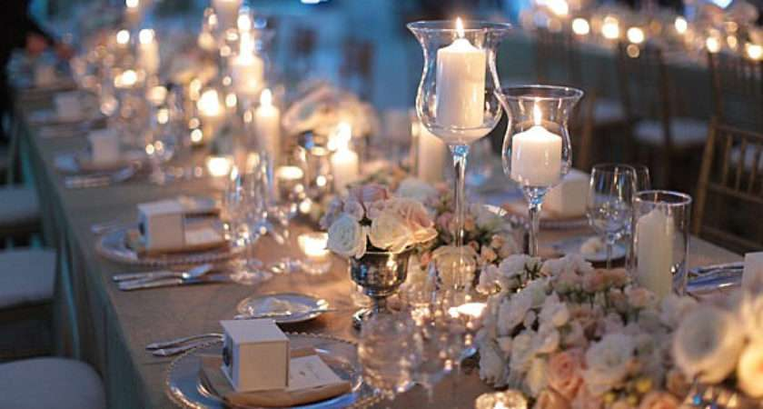 Dinner Party Table Setting Ideas