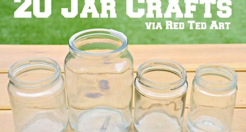 Discuss Craft Ideas Today Share Jar Crafts Yep