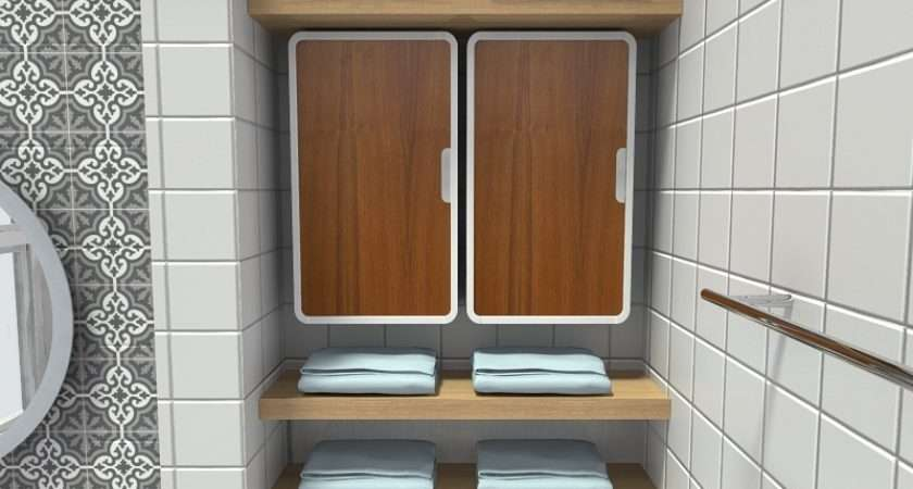 Diy Bathroom Storage Ideas Wall Mounted Shelves Medicine Cabinet