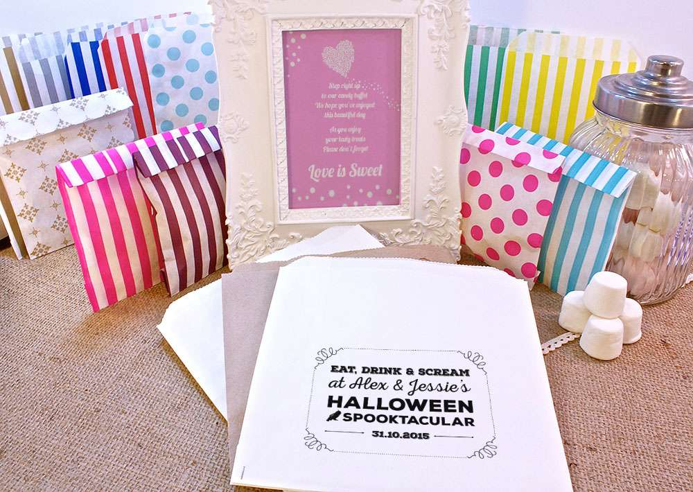 Diy Celebrations Occasions Party Supplies Bags