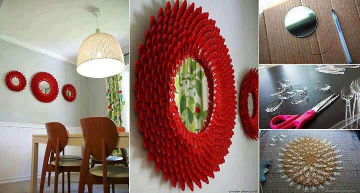 Diy Crafts Ideas Projects Recycled Materials