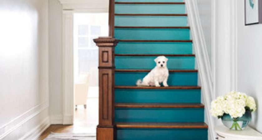 Diy Decorating Ideas Staircase