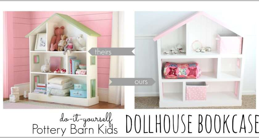 Diy Dollhouse Bookcase Can Teach