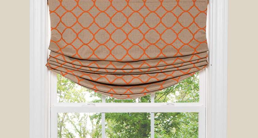 Diy Faux Relaxed Roman Shades Your Self