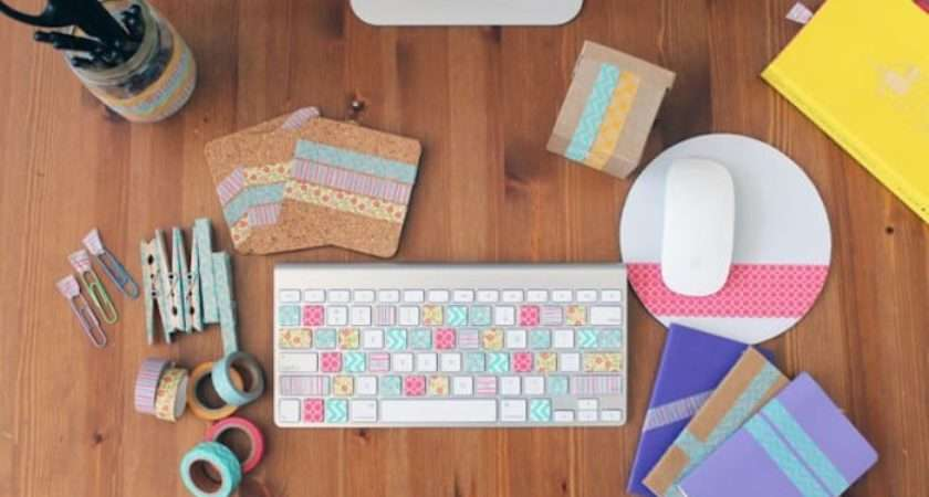 Diy Home Decor Archives Washi Tape Crafts