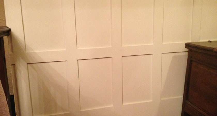Diy Mdf Wall Pack Decorative Panelling Panels Shabby Chic