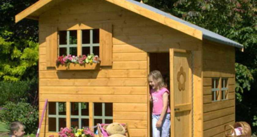 Diy Play House Would Have Never Come Inside Our Real Had