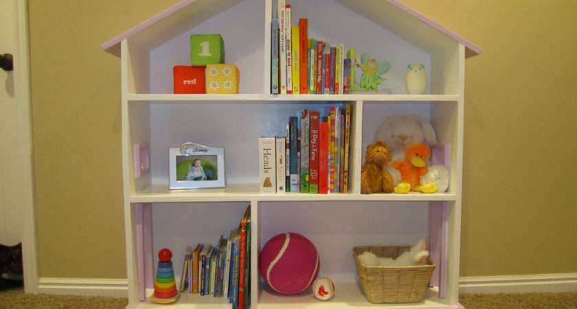 Doll House Bookshelf Yourself Home Projects Ana White