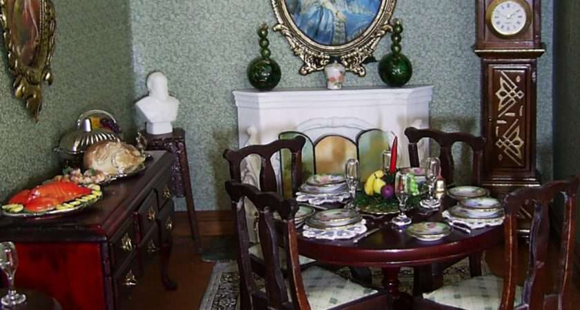 Dolls Houses Minis Interior Decorating