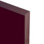 Door Type Mdf Acrylic Fronted Gloss Laser Edged Thick