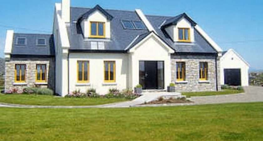 Dormer Bungalow Close Roundstone Beach Independent