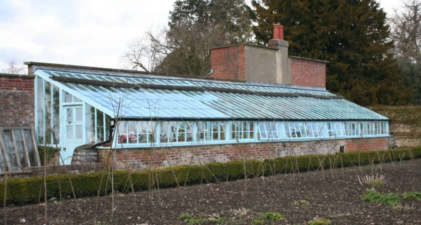 Down House Downe Kent England Greenhouse