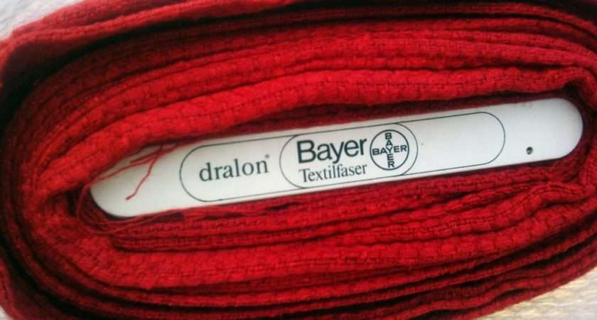 Dralon Fabric Visiona Verner Panton Collector