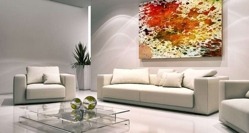 Drawing Room Interior Painting