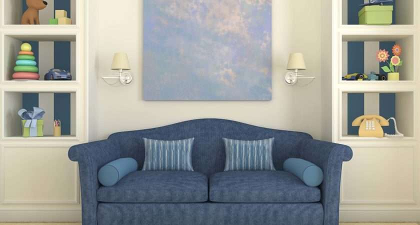 Drawing Room Wall Painting