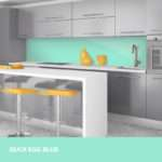 Duck Egg Blue Kitchen Example