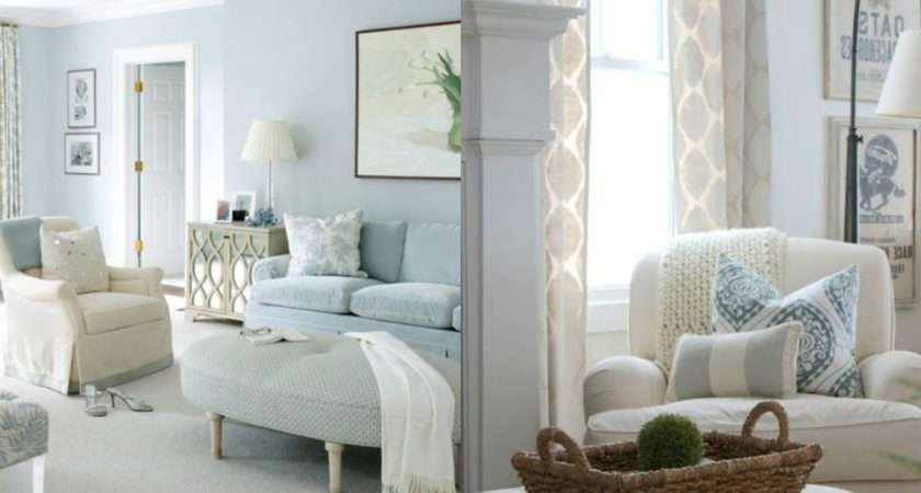 Duck Egg Blue Living Room Accessories Credit