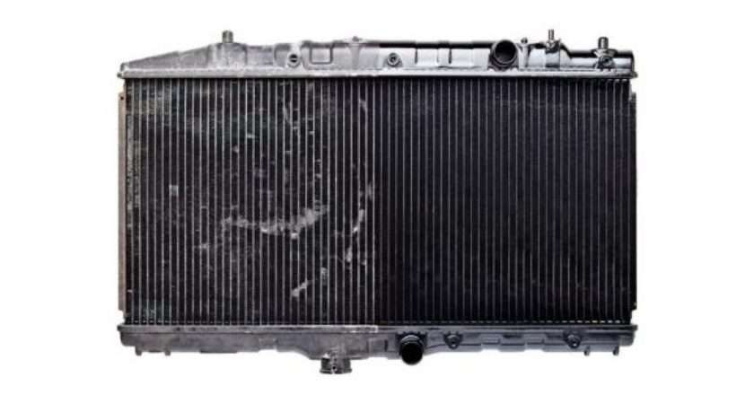 Eastwood Car Radiator Black High Temperature Paint