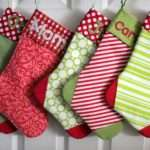 Easy Make Your Own Christmas Stockings Patterns