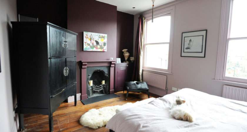 Eclectic Bedroom Beccy Smart Photography